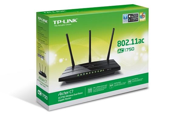 Bộ định tuyến TP-LINK Archer C7 Dual band AC 1750Mbps_003