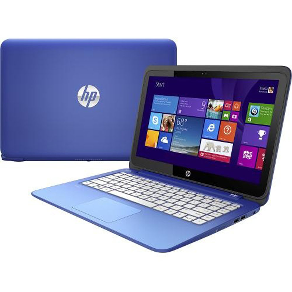 HP HP Stream 13c043TU N4F96PA  Celeron N2840/ 2Gb/ 32Gb eMMC/ 13