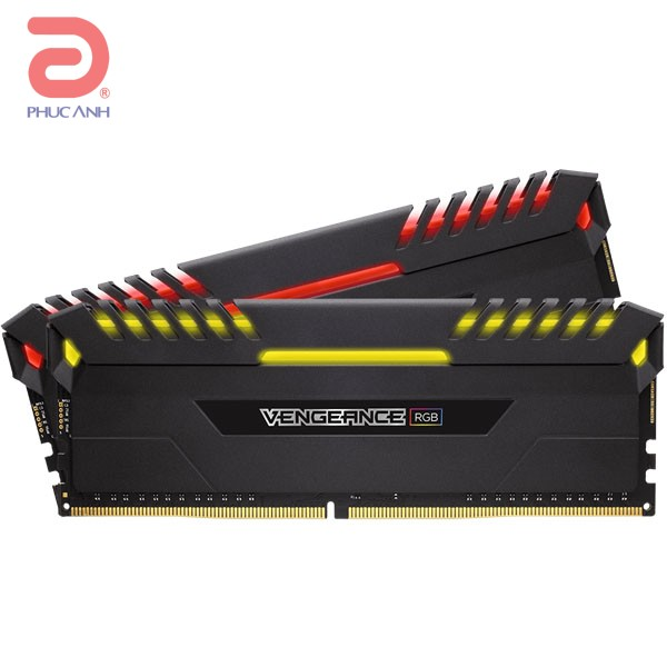 ram corsair vengeance rgb 16gb 2x8gb ddr4 3000 cmr16gx4m2c3000c15. Black Bedroom Furniture Sets. Home Design Ideas